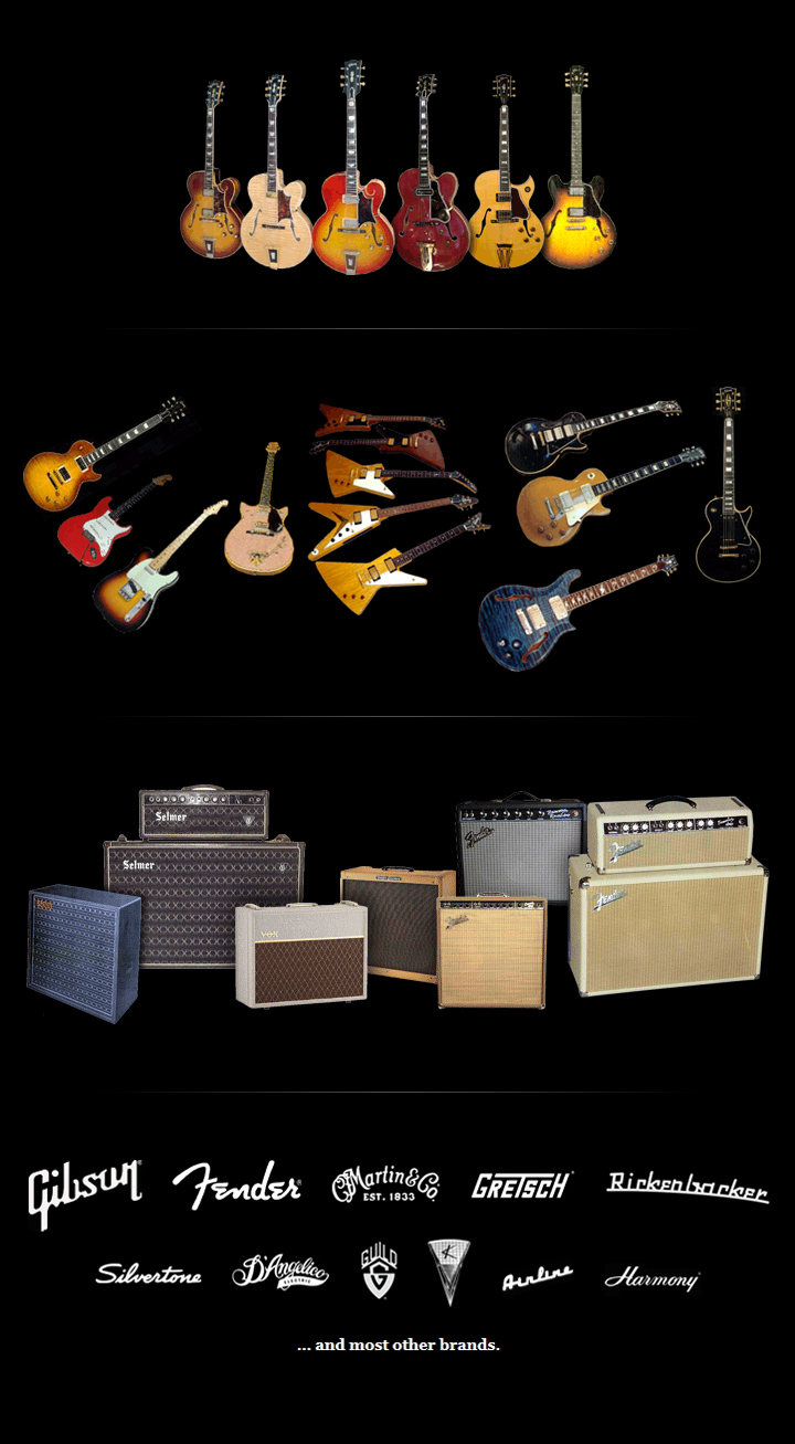 Sell Used Guitars Chicago