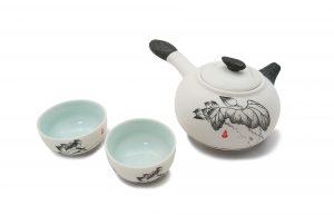 Chinese tea kettle