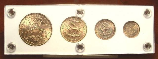 Variations of Indian and Liberty Gold Coins