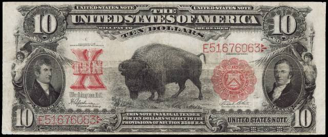 This Exact Bison Would Likely Sell For Around $400 to $600