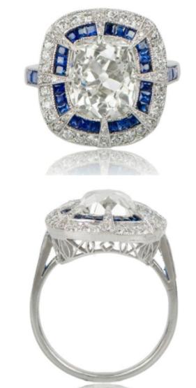 Antique Jewelry Houston Enement Rings Chicago Wedding